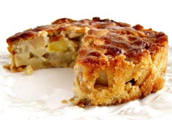 Easy Apple Cake Recipe  Recipe for Apple Cake – French Apple Cake – Recipe
