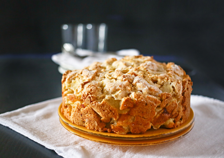 Easy Apple Cake Recipe  Irish Apple Cake Kleinworth & Co