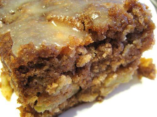 Easy Apple Cake Recipe  Cinnamon Apple Cake Recipe Easy Apple Cake Recipe