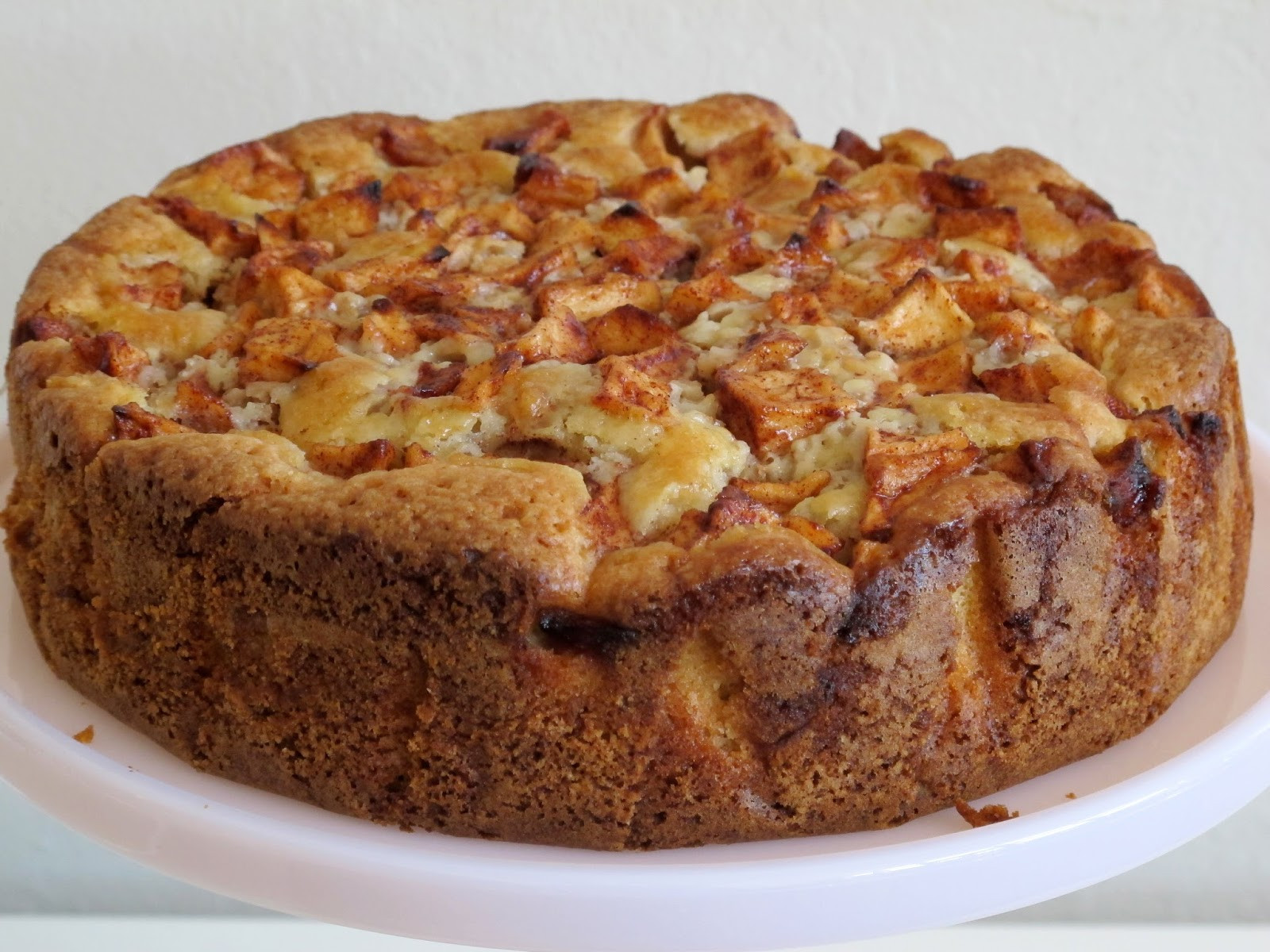 Easy Apple Cake Recipe  Recipe For Cook Easy apple cake