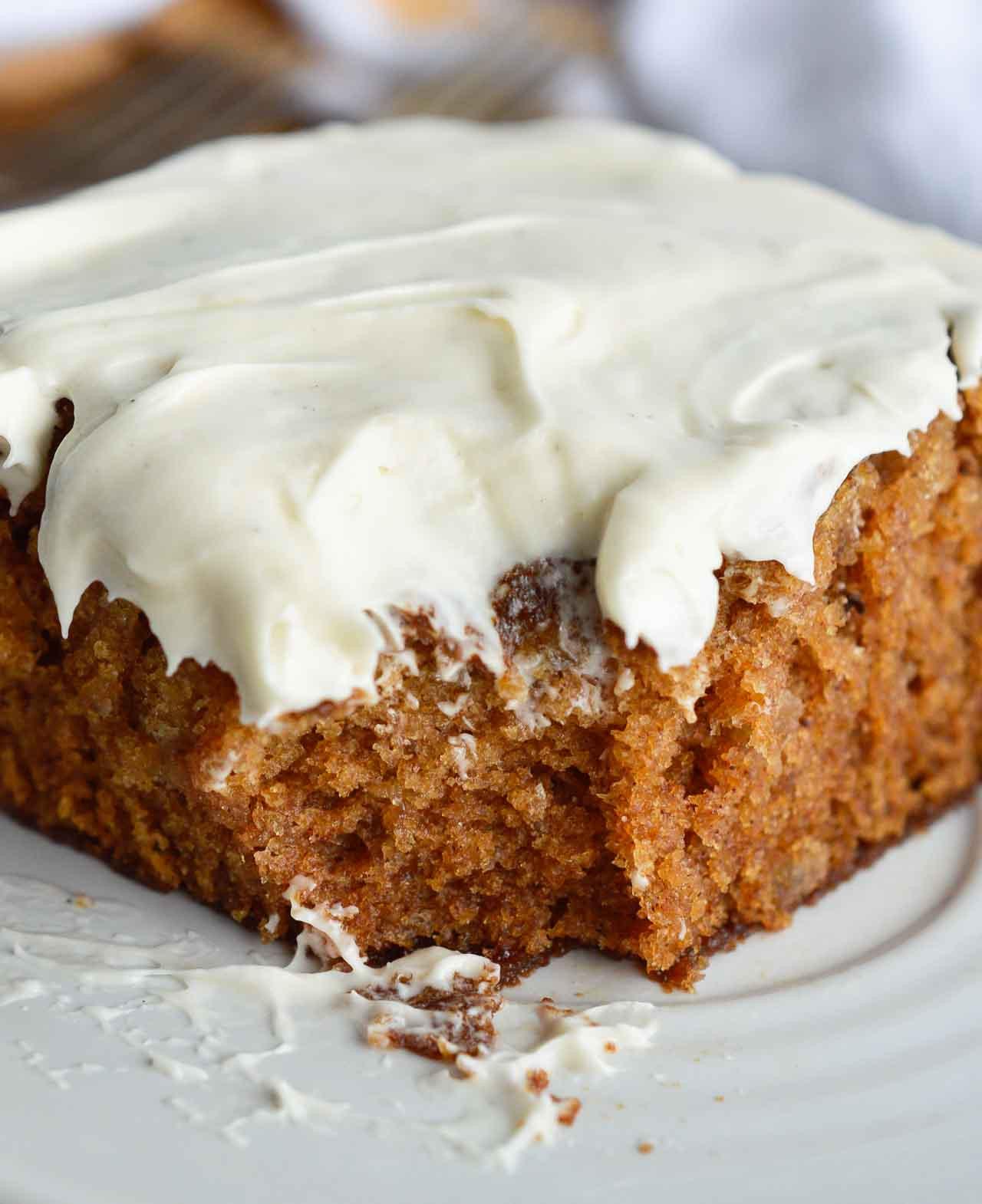 Easy Apple Cake Recipe  Easy Apple Cake Recipe WonkyWonderful