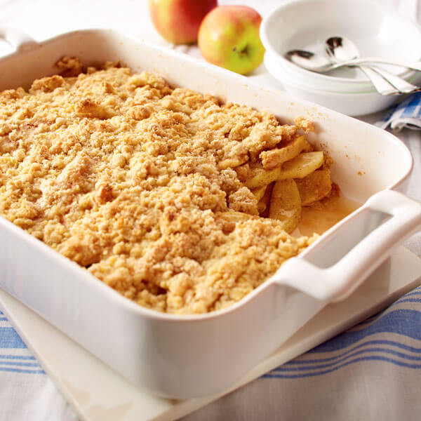 Easy Apple Dessert  Apple Cobbler Recipe