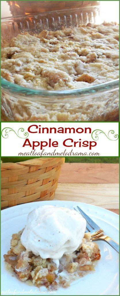 Easy Apple Dessert Recipes With Few Ingredients  1000 ideas about Apple Crisp Without Oats on Pinterest