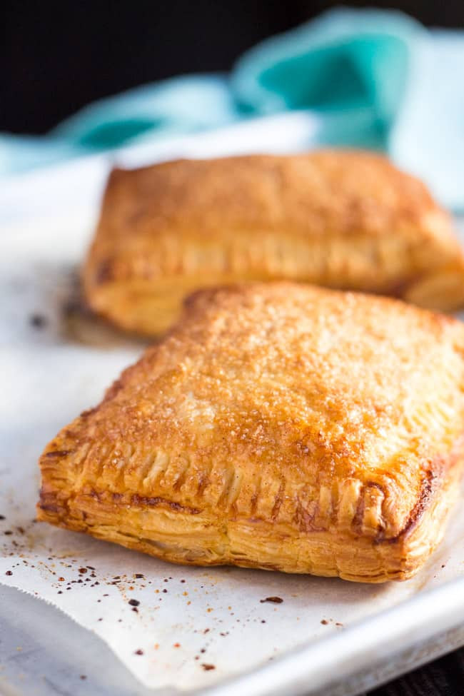 Easy Apple Dessert Recipes With Few Ingredients  Quick and Easy Apple Turnovers