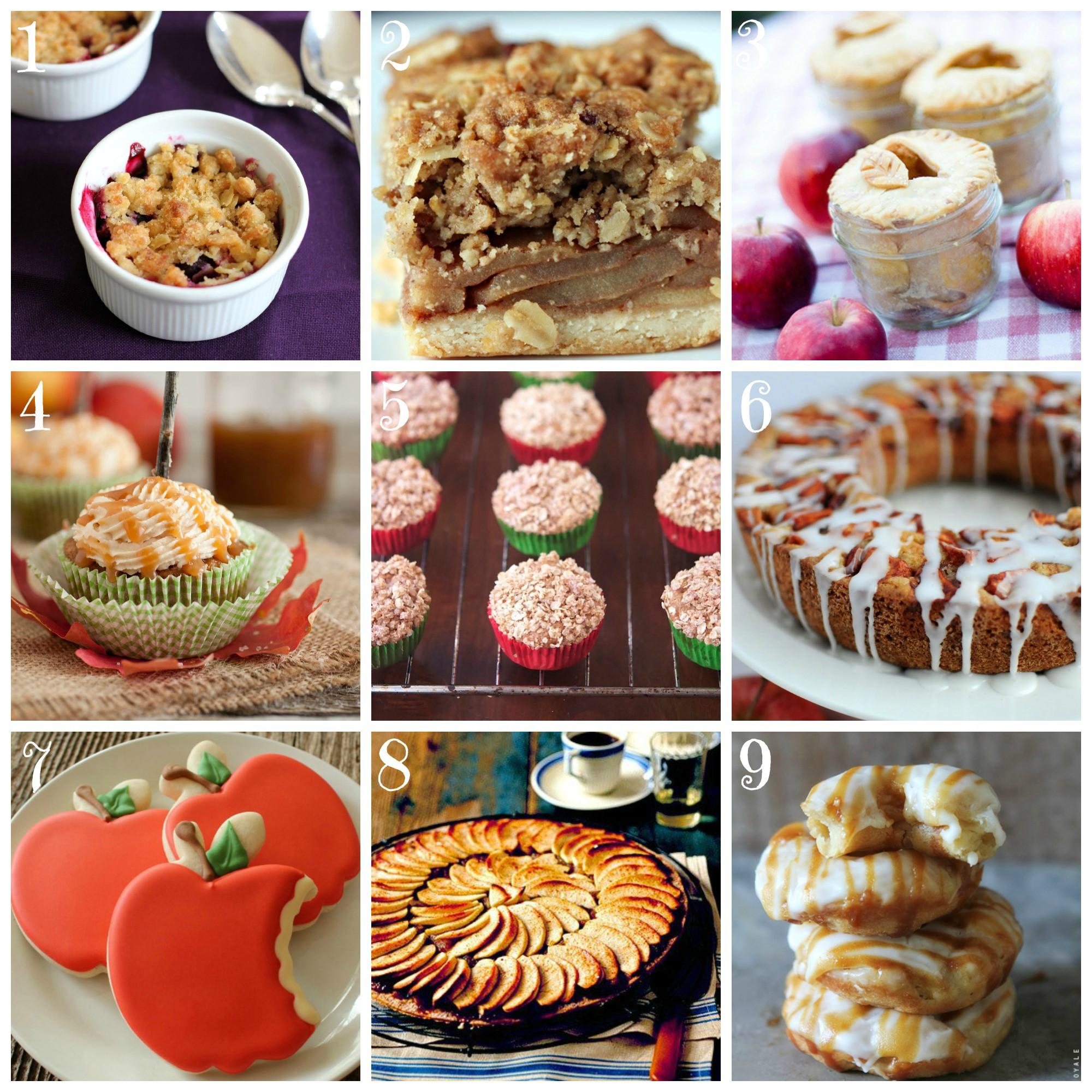 Easy Apple Desserts  9 Easy Apple Dessert Recipes