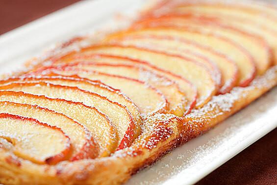 Easy Apple Desserts  Easy Apple Tart