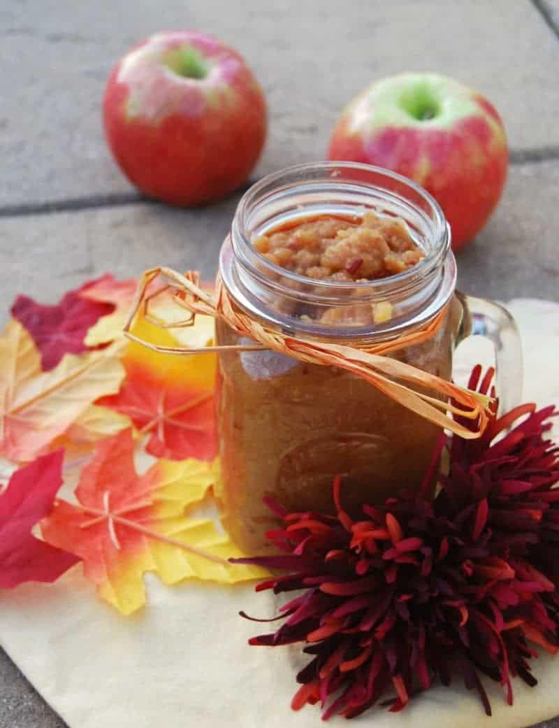Easy Applesauce Recipe  Quick and Easy Applesauce Recipe
