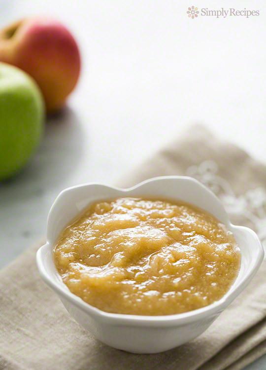 Easy Applesauce Recipe  Homemade Applesauce
