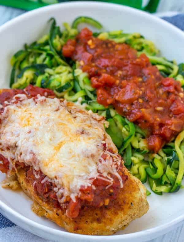 Easy Baked Chicken Parmesan  Easy Baked Chicken Parmesan A Family Favorite Chicken Meal