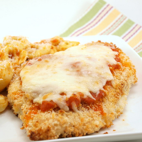 Easy Baked Chicken Parmesan  The Jasch Journal Tasty Tuesday Easy Baked Chicken