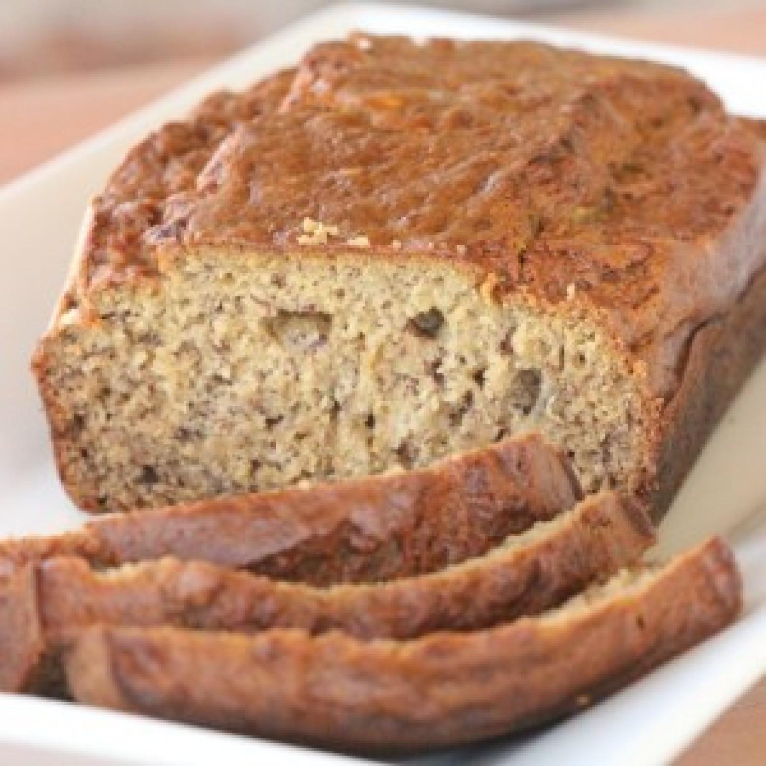 Easy Banana Bread Recipes  Easy Banana Bread Recipe 13