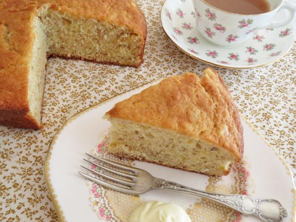 Easy Banana Cake  Easy Banana Cake Recipe Best Recipes