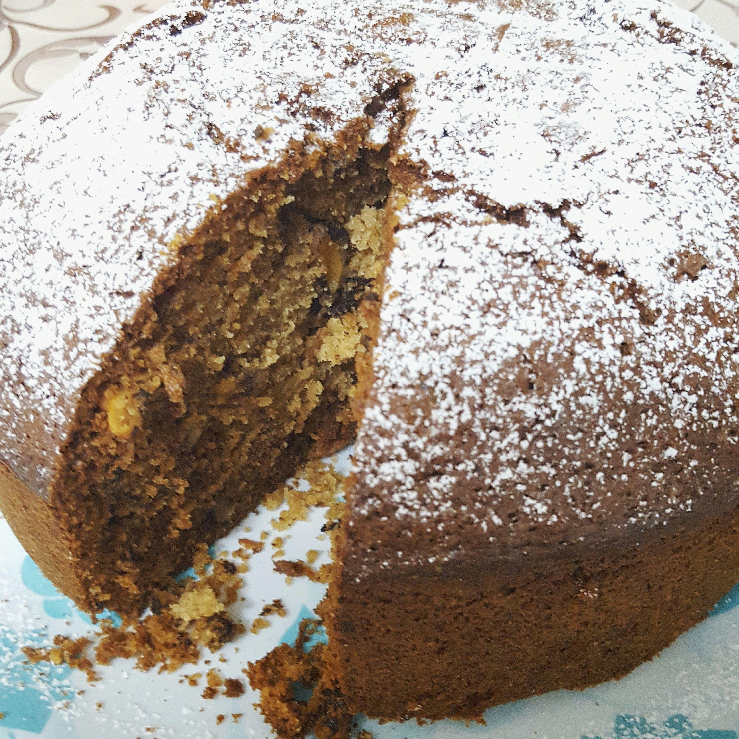 Easy Banana Cake  Julia s easy and quick banana cake recipe All recipes UK