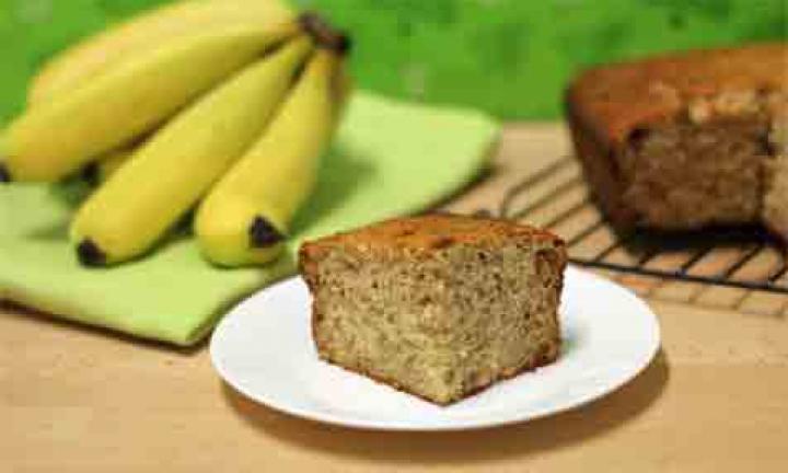 Easy Banana Cake  Easy banana cake Kidspot