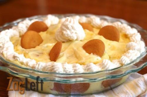 Easy Banana Cream Pie Recipe  Easy Banana Cream Pie ZagLeft