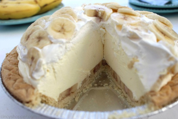 Easy Banana Cream Pie  Keep a Word Delete a Word Page 42