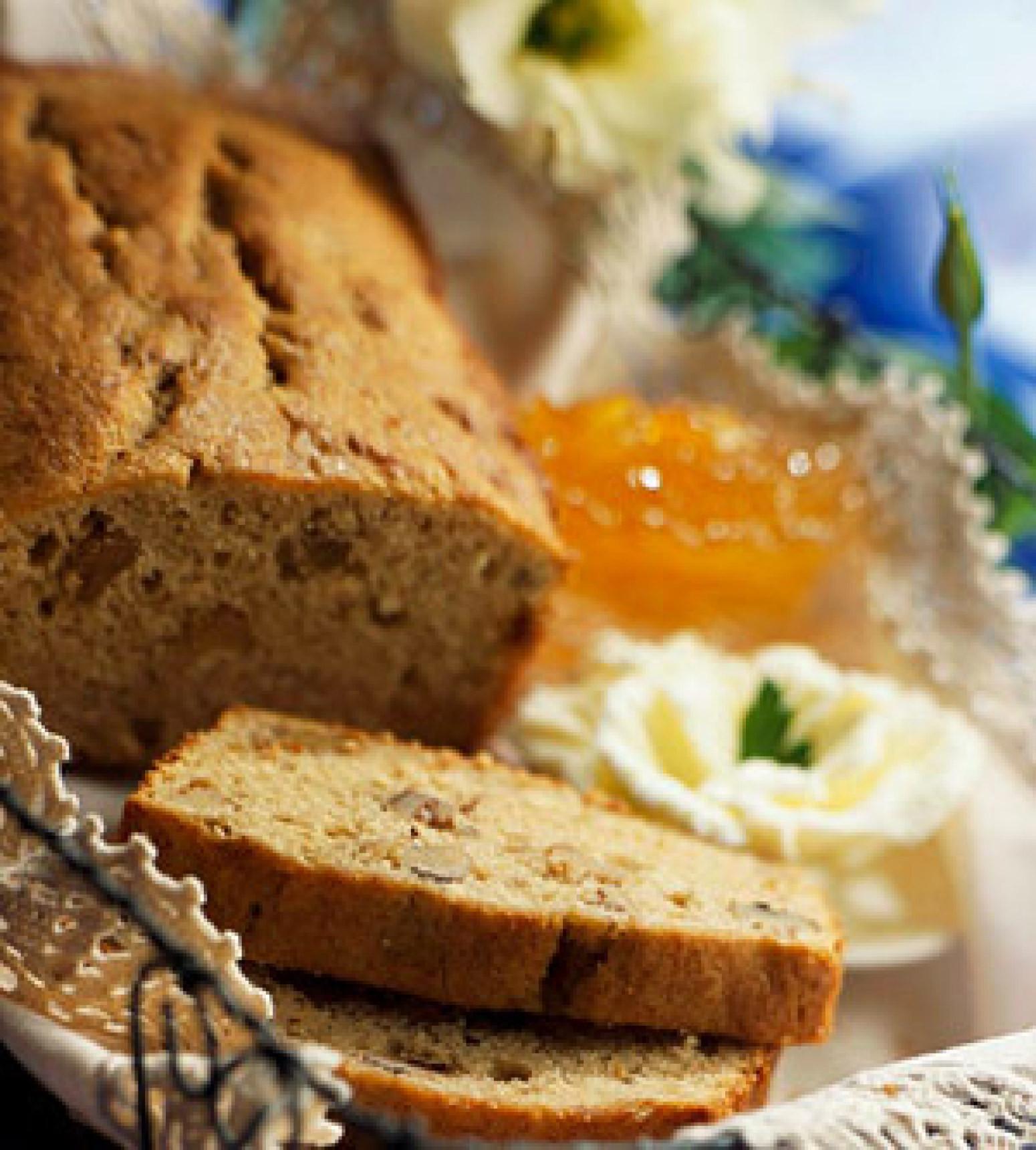 Easy Banana Nut Bread Recipe  Easy Banana Nut Bread Recipe 2