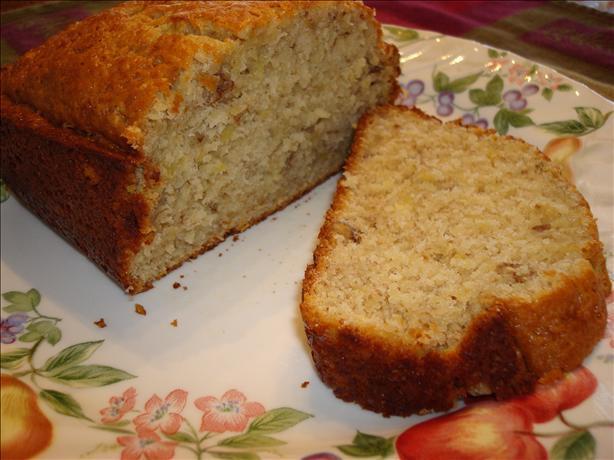 Easy Banana Nut Bread Recipe  Easy Banana Nut Bread Recipe Food