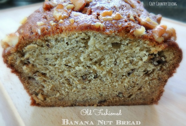 Easy Banana Nut Bread Recipe  easy banana nut bread recipe moist