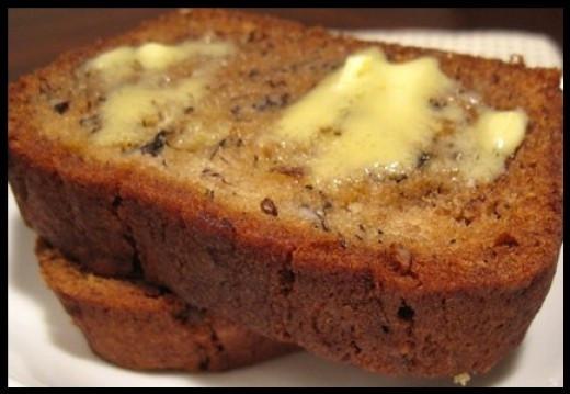 Easy Banana Nut Bread Recipe  Easy Banana Nut Bread Recipe sounds good