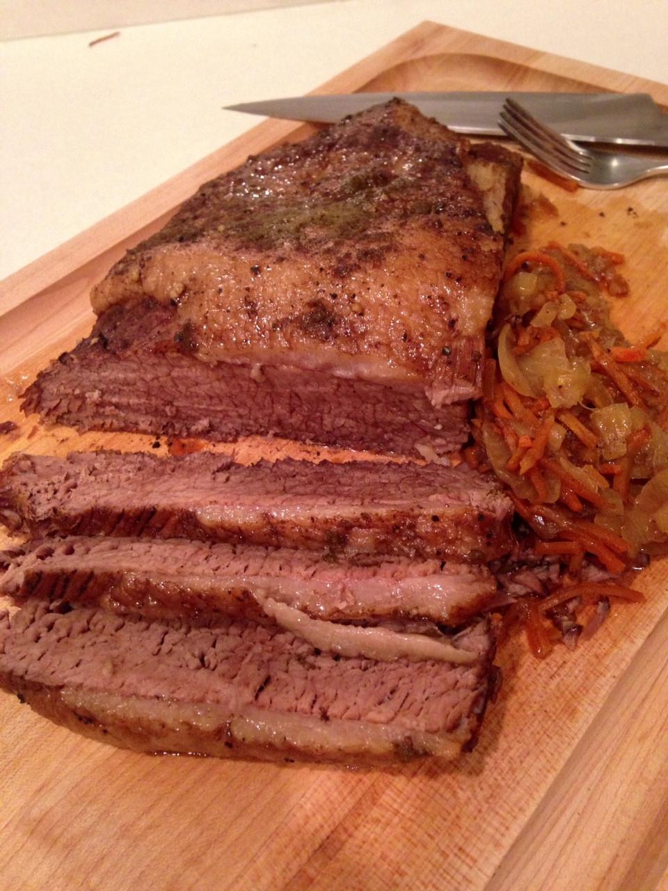 Easy Beef Brisket Slow Cooker Recipe  Slow Cooker Beef Brisket Simple and Straightforward