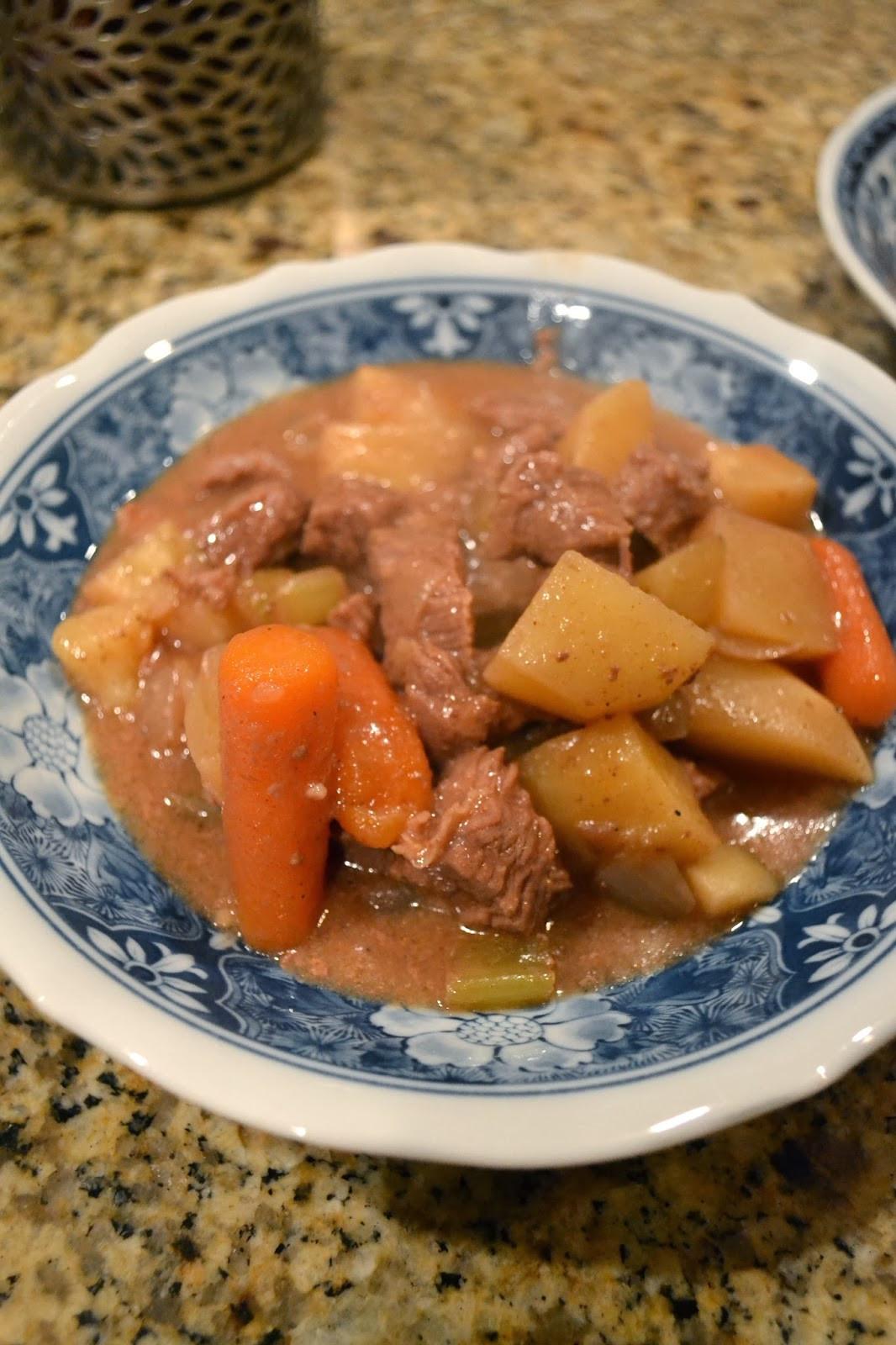 Easy Beef Stew Crock Pot  Easy Crockpot Beef Stew