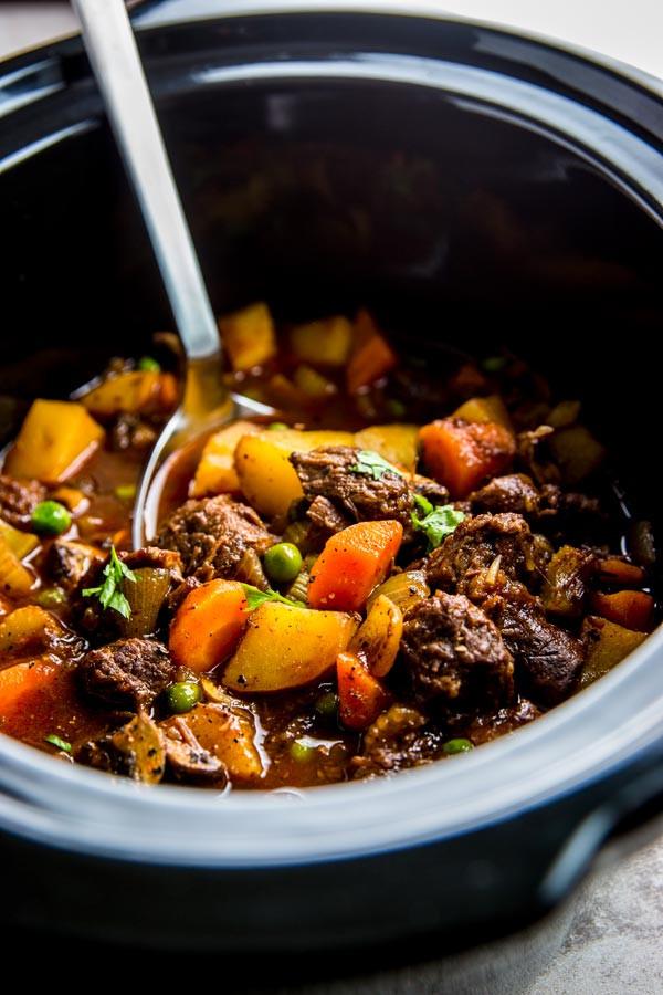 Easy Beef Stew Crock Pot  Crock Pot Beef Stew Recipe