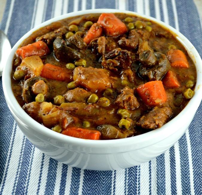 Easy Beef Stew Crock Pot  Easy Crock Pot Beef Stew Gonna Want Seconds