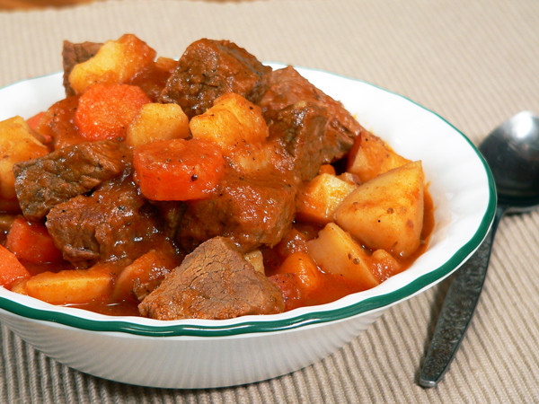 Easy Beef Stew Recipe  Home Made Beef Stew Recipe Taste of Southern