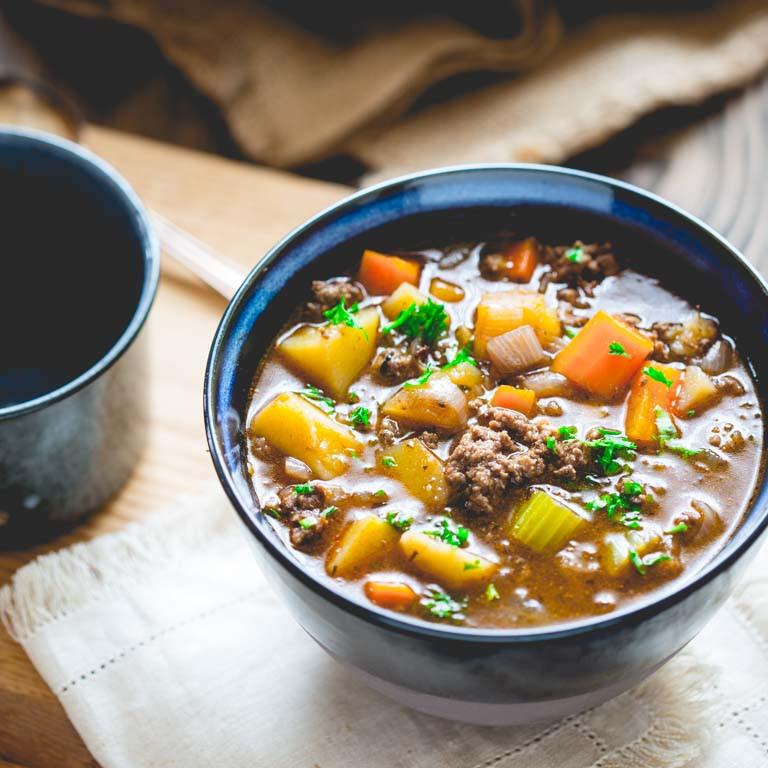 Easy Beef Stew Recipe  quick beef stew stove top