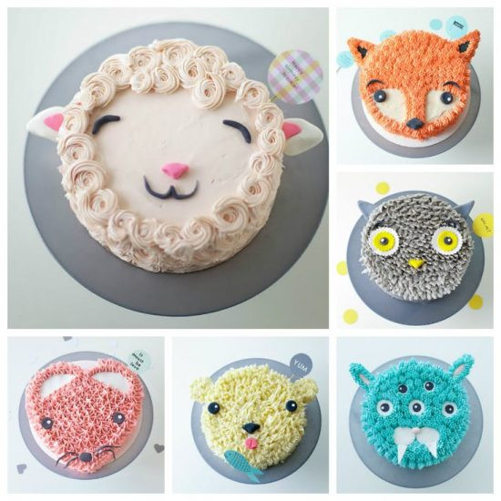 Easy Birthday Cake Ideas  Animal Cakes Ideas Super Easy Video Instructions