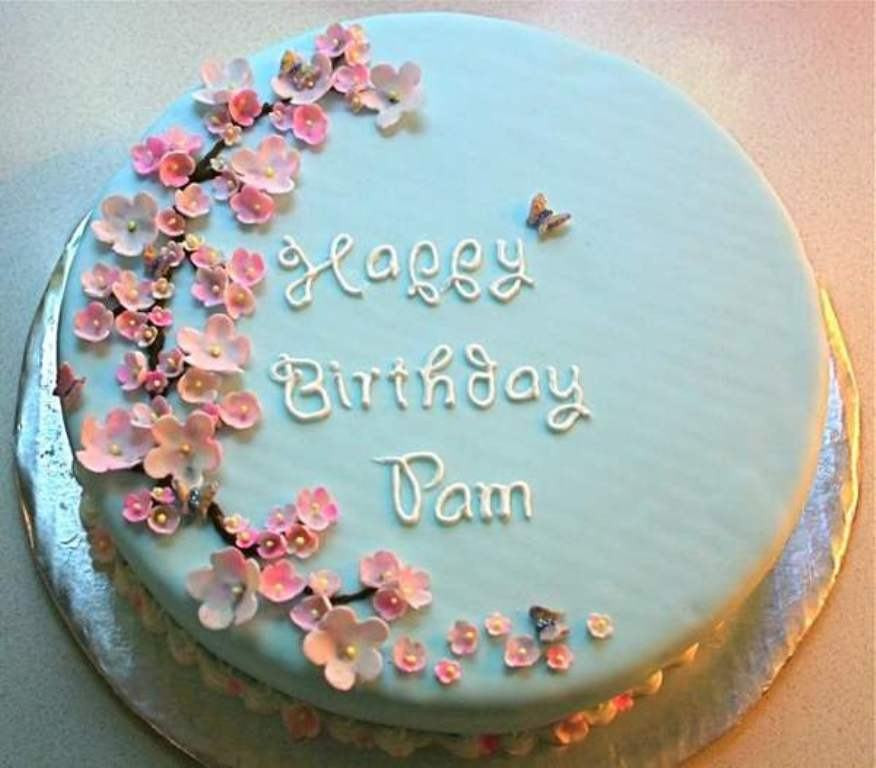Easy Birthday Cake Ideas  A simple birthday cake