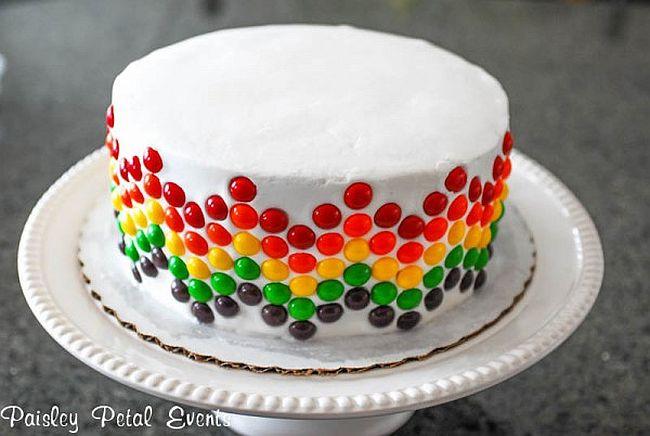 Easy Birthday Cake Ideas  Easy Birthday Cake Decorating Ideas The Perfect DIY