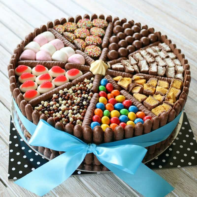 Easy Birthday Cake  Easy Chocolate Birthday Cake lies chocolates & more