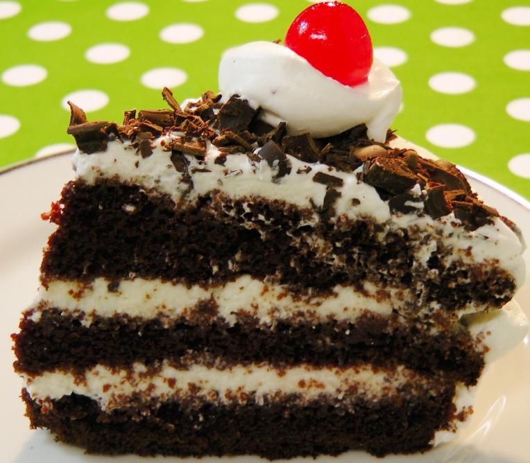 Easy Black Forest Cake Recipe  Black Forest Cake Recipe Easy Dessert Recipes