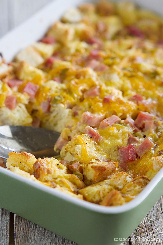 Easy Breakfast Casserole Recipes  breakfast casserole recipes