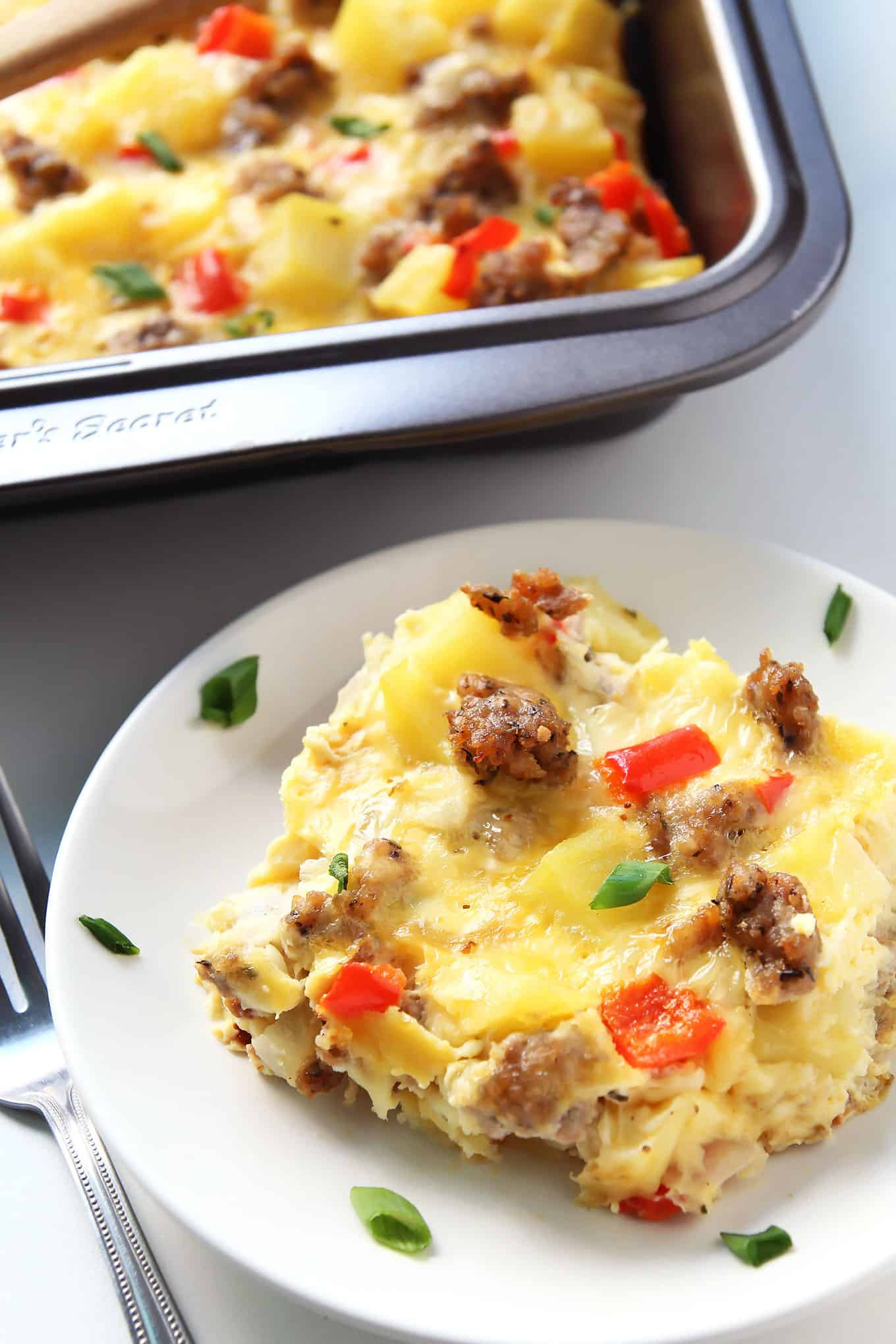 Easy Breakfast Casserole Recipes  egg and sausage breakfast casserole recipe