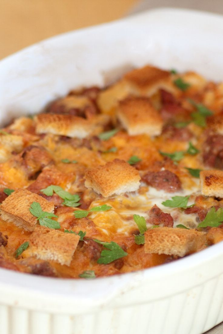 Easy Breakfast Casserole Recipes  Easy Breakfast Casserole Recipe with Ham and Cheddar