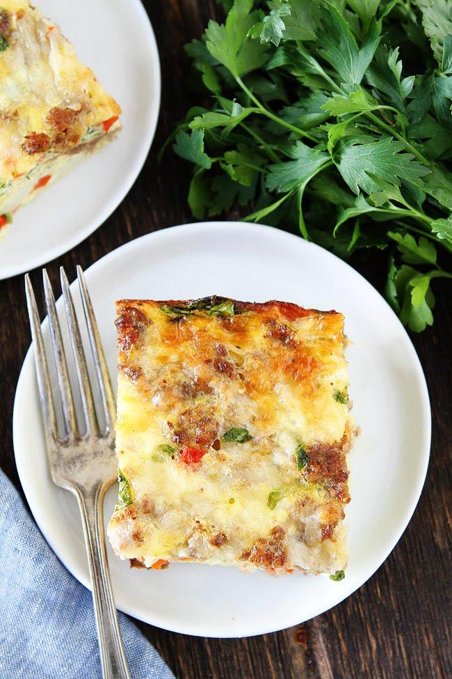 Easy Breakfast Casserole Recipes  easy breakfast casseroles for a crowd