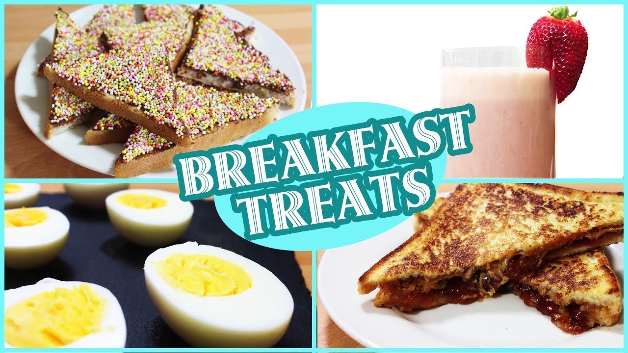 Easy Breakfast Ideas For Kids  Healthy Breakfast Foods To Make At Home
