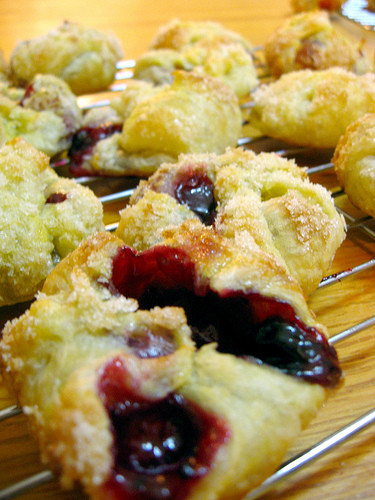 Easy Breakfast Pastries  Quick and Fruity Breakfast Pastries Forkable