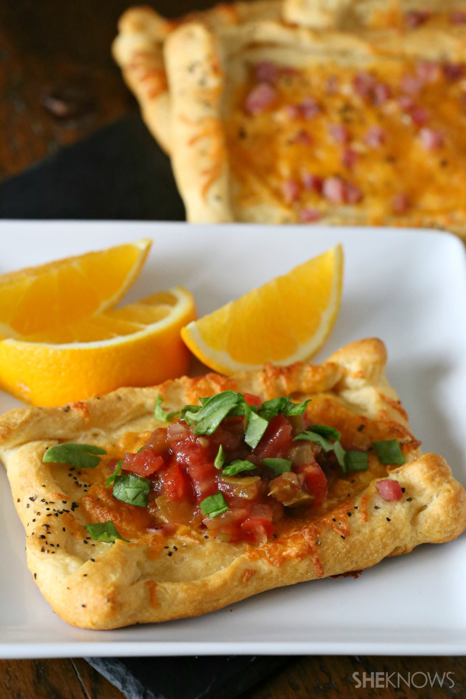 Easy Breakfast Pastries  Super easy breakfast pastry you can make in a flash