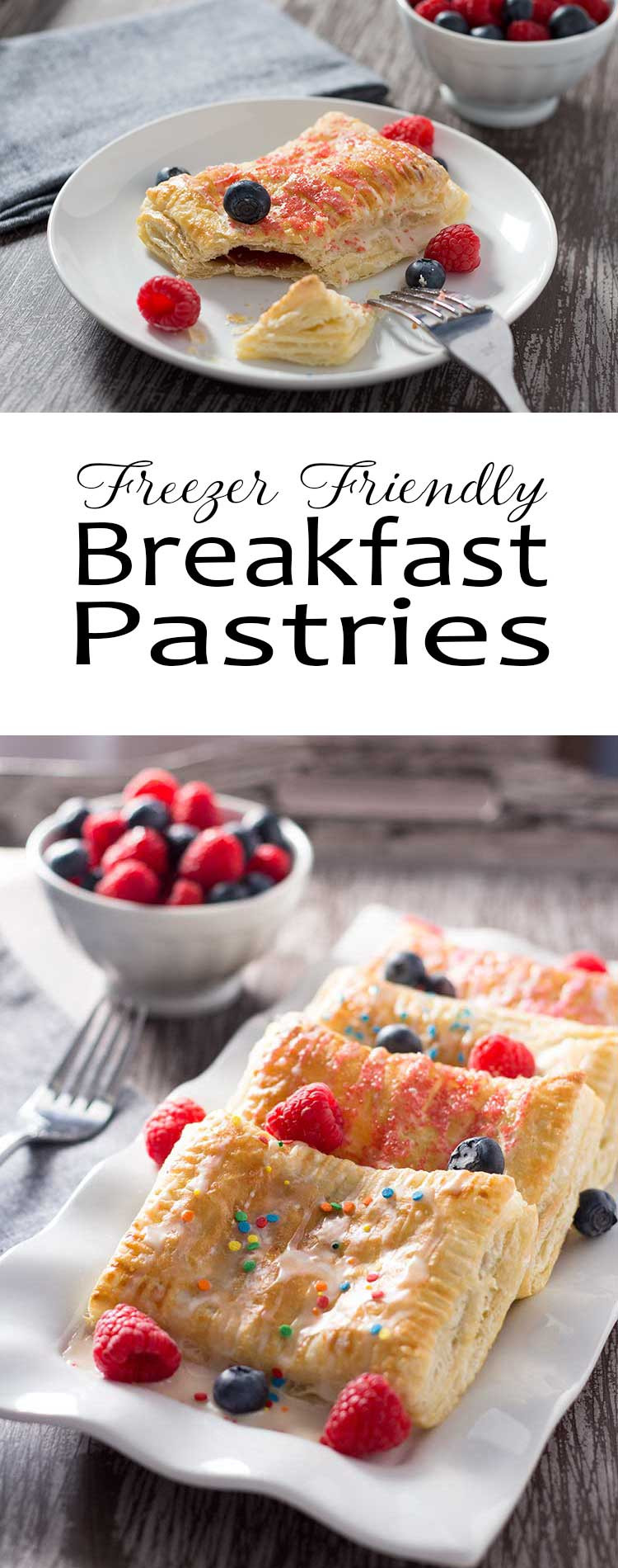 Easy Breakfast Pastries  Easy Breakfast Pastries
