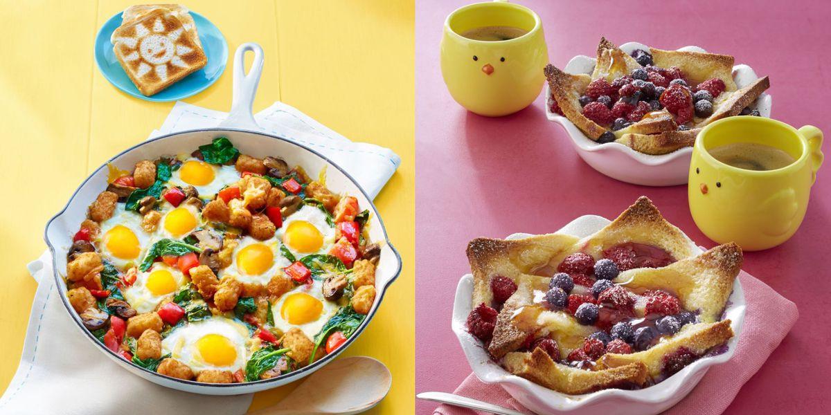 Easy Breakfast Recipes For Kids  35 Easy Kid Friendly Breakfast Recipes Quick Breakfast
