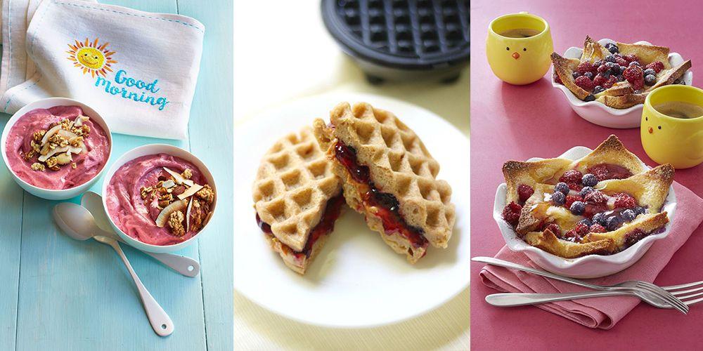 Easy Breakfast Recipes For Kids  50 Easy Kid Friendly Breakfast Recipes Quick Breakfast