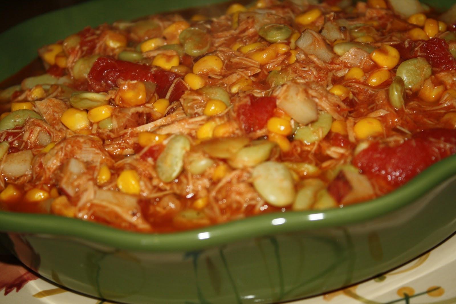 Easy Brunswick Stew Recipe  Brunswick Stew Recipe — Dishmaps