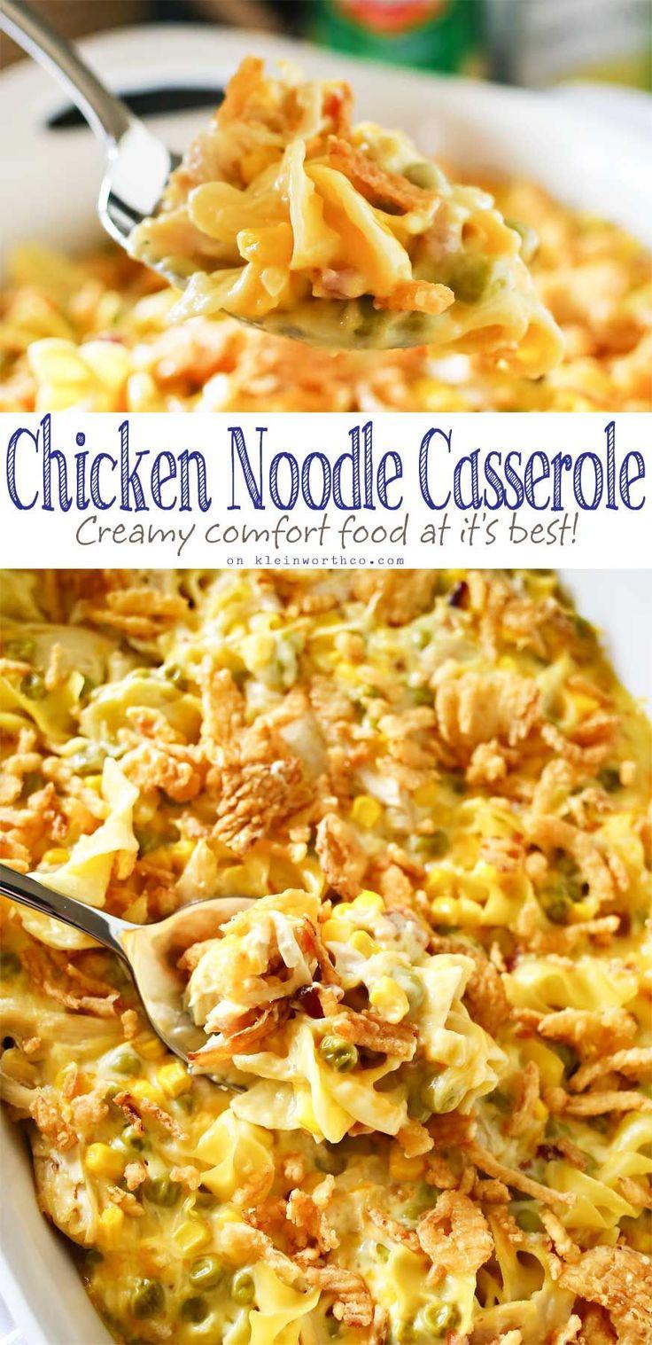 Easy Casseroles For Dinner  100 Family Recipes on Pinterest