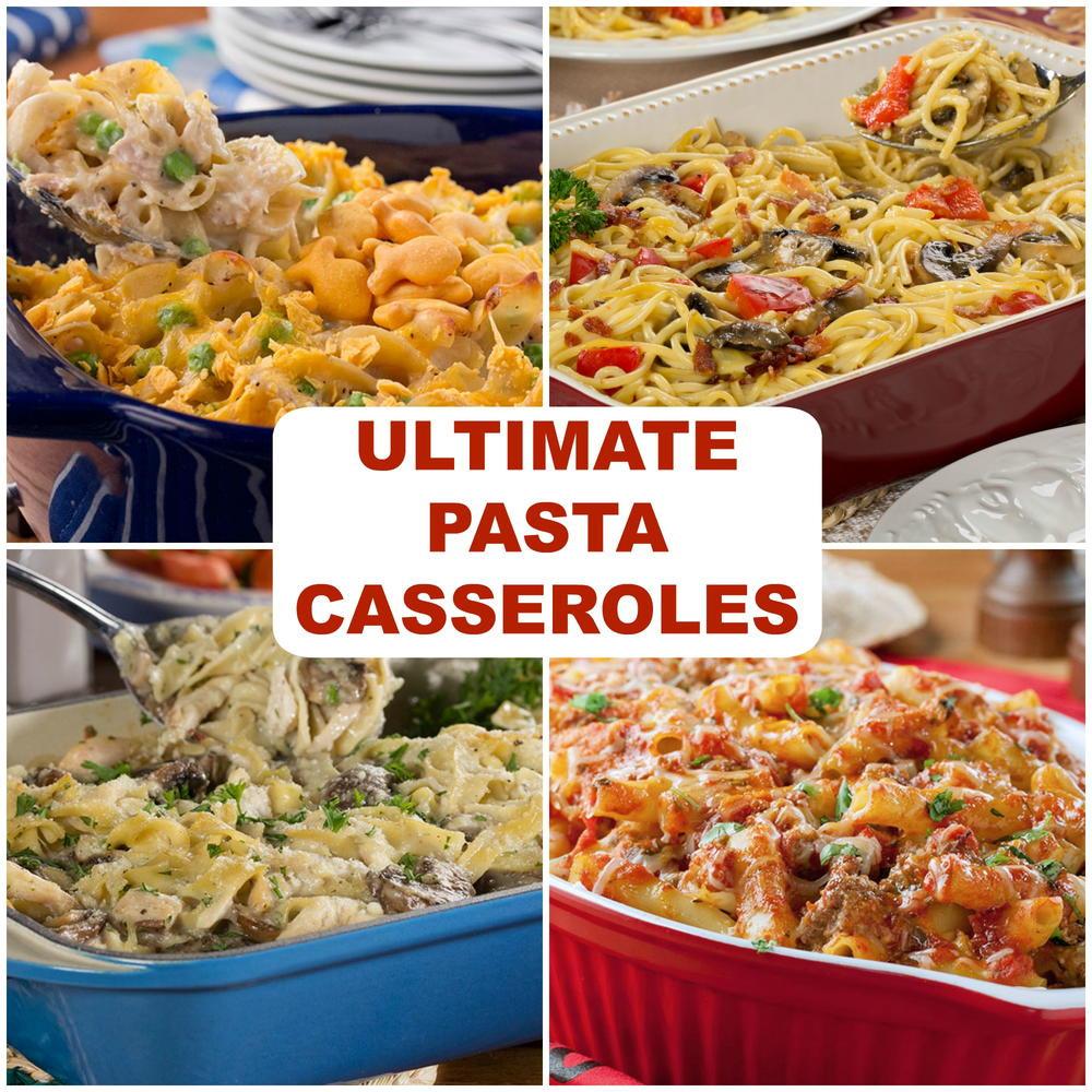Easy Casseroles For Dinner  Easy Pasta Bake Recipes 29 Ultimate Pasta Casseroles