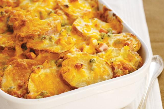 Easy Cheesy Scalloped Potatoes  Easy Cheesy Scalloped Potatoes Recipe Kraft Canada