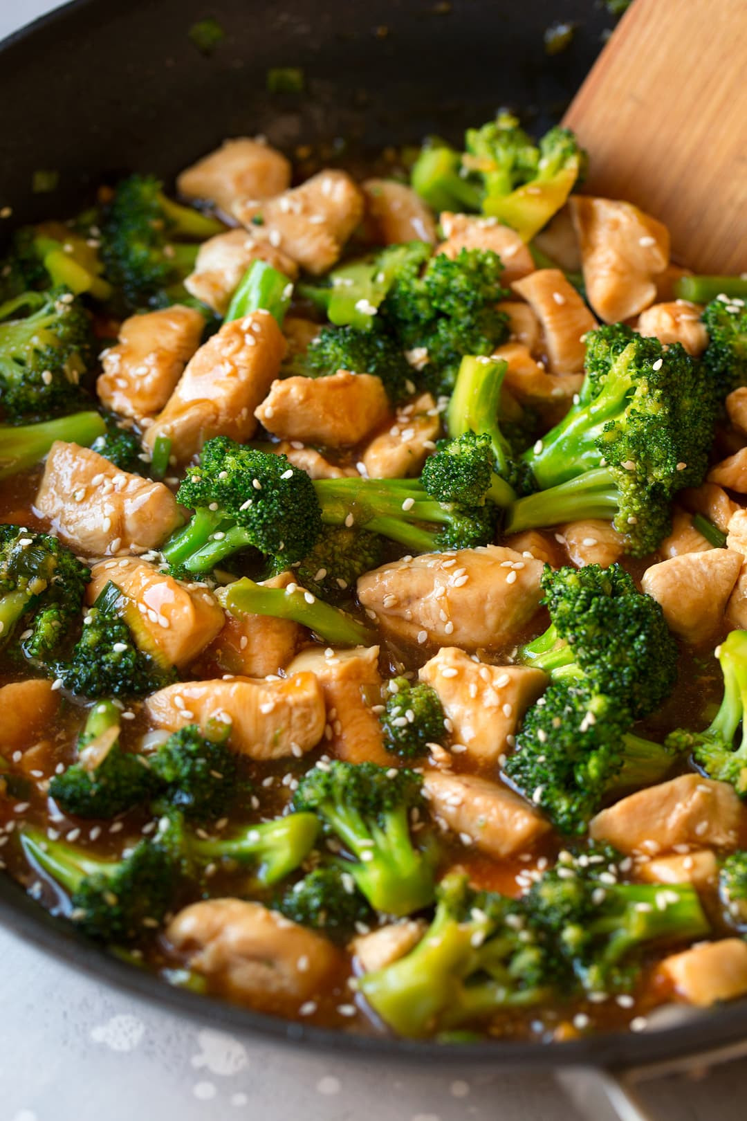 Easy Chicken And Broccoli Recipes  Chicken and Broccoli Stir Fry Cooking Classy